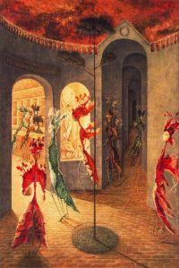 Au bonheur des dames by Remedios Varo