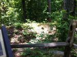 Civil War battlements. Confederate Missourians fought Union Missourians at this site. Very sad.