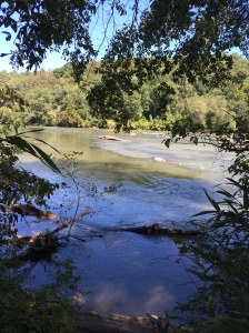 Chattahoochee River, Late Summer